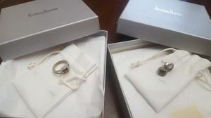 David Yurman ring and earring set. for Sale in Bensenville, IL