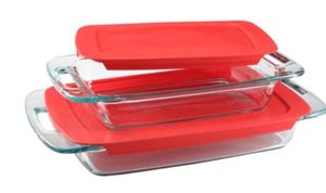Pyrex 4 pieces baking dish for Sale in Brooklyn, NY