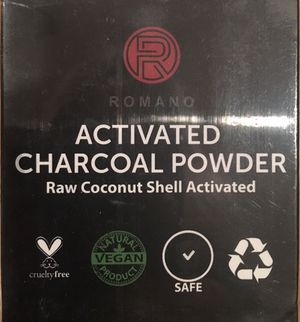 New activated charcoal powder teeth whitening bleach beauty for Sale in Rancho Cucamonga, CA