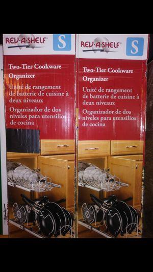 Rev a shelf kitchen cabinet organizer for Sale in Mesa, AZ