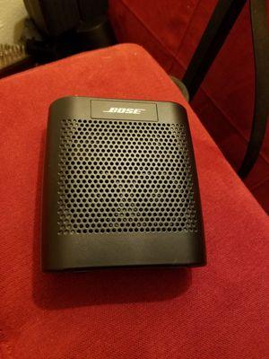 Bose color soundlink Bluetooth speaker $60 for Sale in Phoenix, AZ