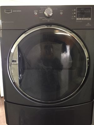 San Carlos Appliances. Sale& services. Used, set washer& dryer, front load , energy star, stainless drum , great condition for Sale in San Jose, CA