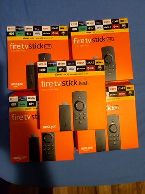 Fire tv movies channels series for Sale in Clifton, NJ