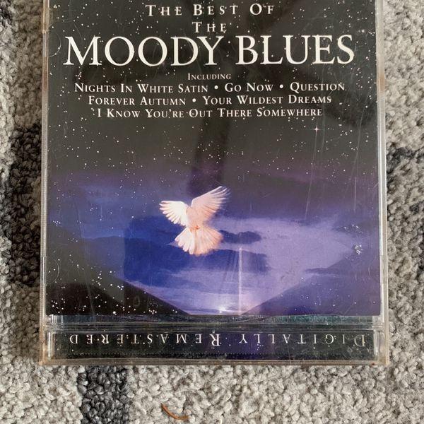 USED MOODY BLUES CD