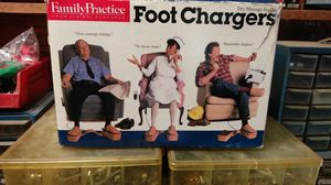 Family Practice foot charger for Sale in Conroe, TX
