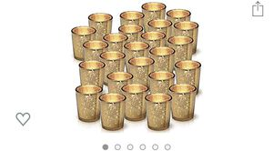 Gold Votive Candle Holders for Sale in Vancouver, WA