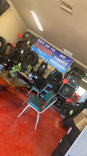 Wheels and tire for Sale in Fort McDowell, AZ