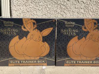Shining Fates ETB for Sale in Encinitas,  CA