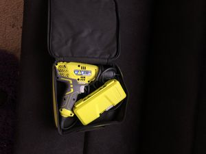 Portable Power Drill And Tool Set for Sale in Washington, DC