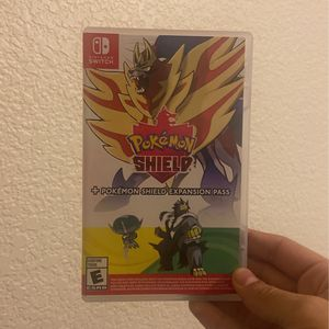Pokémon Shield Expansion Shield Pass for Sale in Bakersfield, CA
