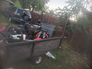 Utility traila for Sale in Portland, OR