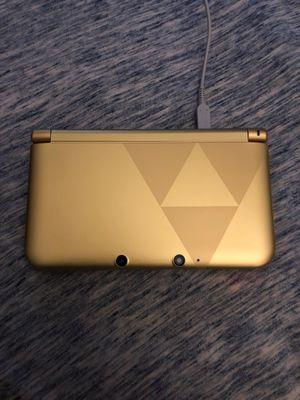 Nintendo 3DS XL Legend of Zelda Link Between Worlds Edition for Sale in Pleasant Hill, CA