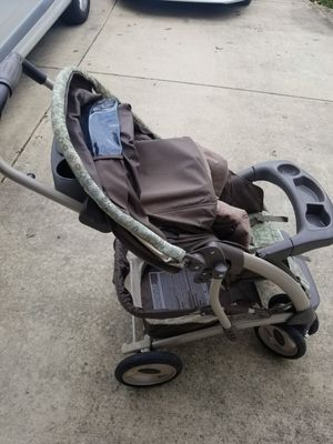 Stroller and car seat combo, good condition for Sale in Fairfax, VA