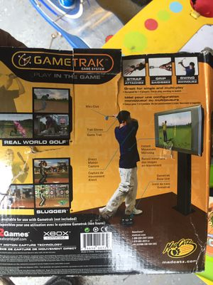 Xbox real world golf for Sale in Oak Forest, IL