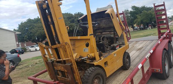 Forklift trade for hd truck