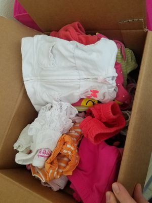Baby girl clothes for Sale in Glendale, AZ