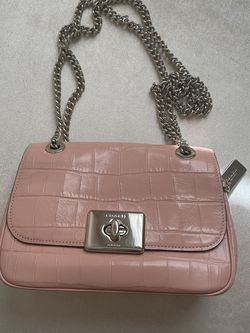 Coach Pink Shoulder Bag- Crossbody for Sale in Manassas,  VA