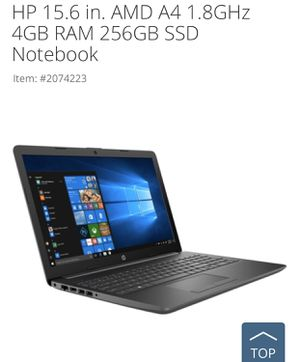 Brand new hp laptop for Sale in Joint Base Lewis-McChord, WA