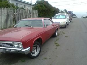 66 Chevy impala for Sale in National City, CA