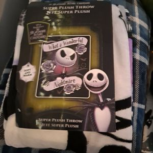 The Nightmare Before Christmas Blanket for Sale in Chicago, IL