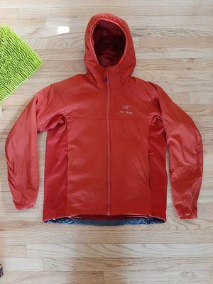 Arcteryx Atom LT Hoody Hoodie Men's Jacket Large Burnt Orange *Read* for Sale in Westminster, CO