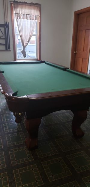 Snooker brand new and high quality for Sale in Fall River, MA