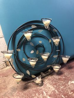 Decorative Wall candle holder for Sale in Rochester,  PA