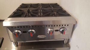4 burner hot plate for Sale in Miami, FL