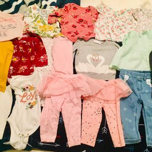 Baby Girl Clothes 6months for Sale in Corona, CA