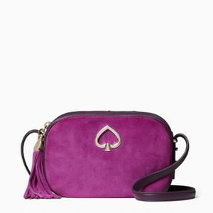 Kate Spade New York KOURTNEY SUEDE CAMERA BAG for Sale in Cathedral City, CA