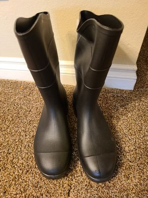 Rain boots from Walmart, size 11 mens for Sale in San Diego, CA