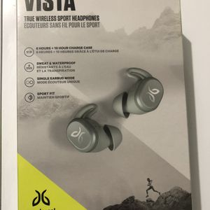 Jaybird Vista True Wireless Bluetooth Sport Waterproof Earbud Premium Headphones for Sale in Las Vegas, NV