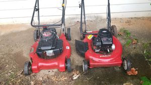 2 Lawn Mowers for Sale in Stone Mountain, GA