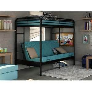 *MUST GO TODAY**IKEA metal bunk bed /futon couch for Sale in Los Angeles, CA