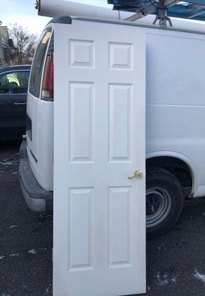 6 panel door for Sale in Rockville, MD