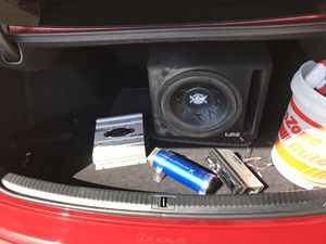 Car stereo system for Sale in Bloomington, CA