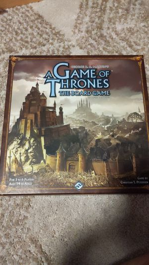 Game of Thrones board game for Sale in Oakland, CA