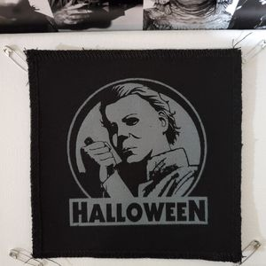 """Horror Movie """"John Carpenter's Halloween Michael Myers """" SEW PATCH. for Sale in Los Angeles, CA"""