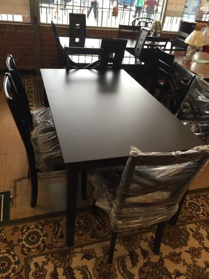 Table/6 chairs for Sale in Manassas, VA