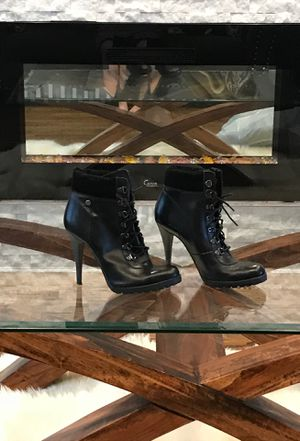 Miss sixty all leather boots size 38 for Sale in Chicago, IL