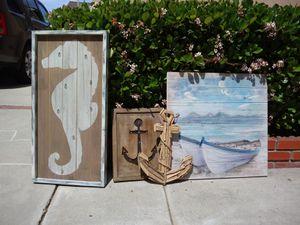 Nautical Decor for Sale in Whittier, CA