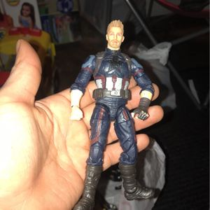 Marvel Legends Captain America for Sale in Redlands, CA