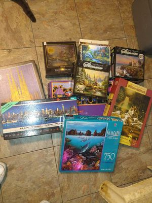 Jigsaw puzzles for Sale in Oak Glen, CA