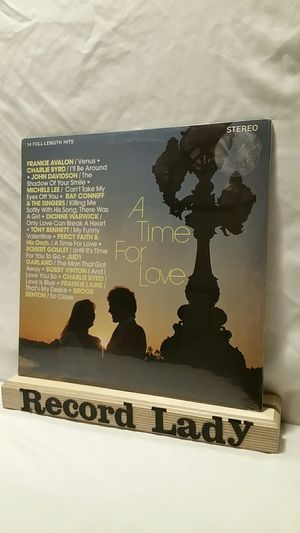 "A Time For Love ""Full-Length Hits"" (Sealed)vinyl record variety of artists for Sale in San Diego, CA"