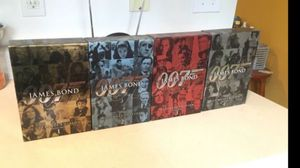 James Bond the whole set 24 DVD's for Sale in GA, US