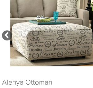 New Alenya Ottoman for Sale in Baltimore, MD