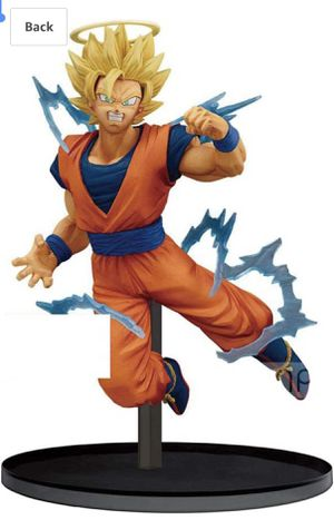 Banpresto dragonball z Goku figures (NEW) for Sale in Garden Grove, CA
