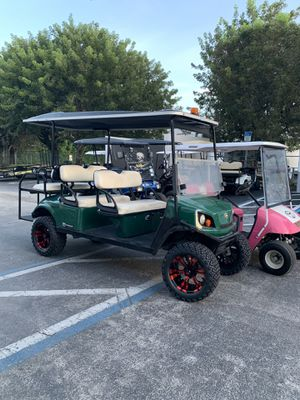 Golf cart per day $250 for Sale in Oakland Park, FL