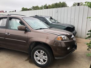 2004 Acura MDX for parts PARTS ONLY for Sale in Dallas, TX