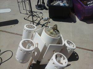 large chandelier light for Sale in Hesperia, CA